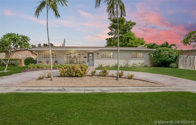 6511 SW 8th St, Pembroke Pines, FL 33023 (MLS #A10538826) :: Green Realty Properties