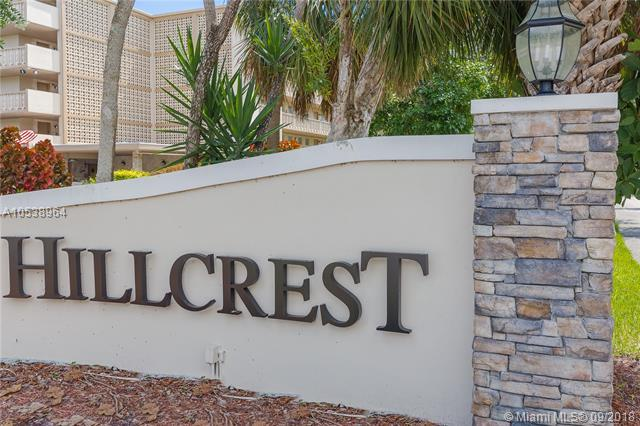 4700 Washington St #507, Hollywood, FL 33021 (MLS #A10538964) :: Green Realty Properties