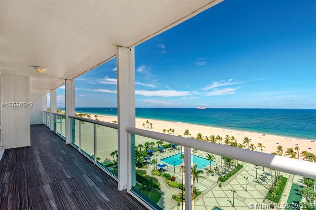 2100 S Ocean Ln #911, Fort Lauderdale, FL 33316 (MLS #A10539042) :: Hergenrother Realty Group Miami