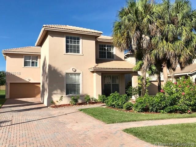 141 Catania Way, Royal Palm Beach, FL 33411 (MLS #A10539218) :: Stanley Rosen Group