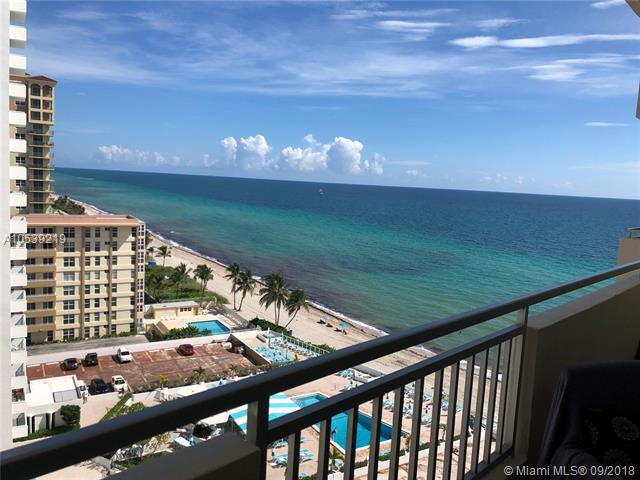 3180 S Ocean Dr #1205, Hallandale, FL 33009 (MLS #A10539219) :: Hergenrother Realty Group Miami