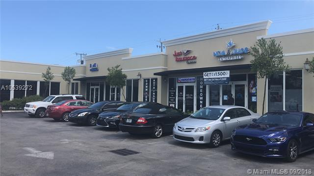 4520 W Hallandale Beach Boulevard, Pembroke Park, FL 33023 (MLS #A10539272) :: Stanley Rosen Group