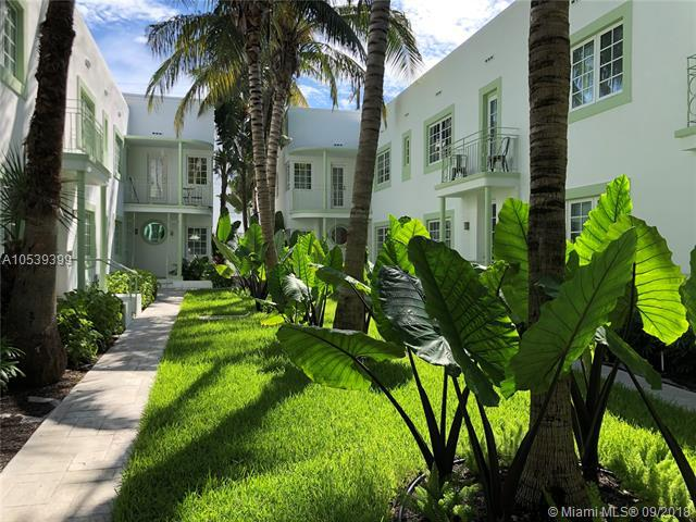 1211 Meridian Ave #1, Miami Beach, FL 33139 (MLS #A10539399) :: Stanley Rosen Group