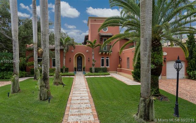 5762 SW 100 St, Pinecrest, FL 33156 (MLS #A10539401) :: Prestige Realty Group