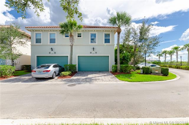 12698 NW 32nd Mnr #12698, Sunrise, FL 33323 (MLS #A10539482) :: Hergenrother Realty Group Miami