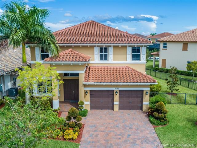 8580 Waterside Ct, Parkland, FL 33076 (MLS #A10539484) :: The Chenore Real Estate Group