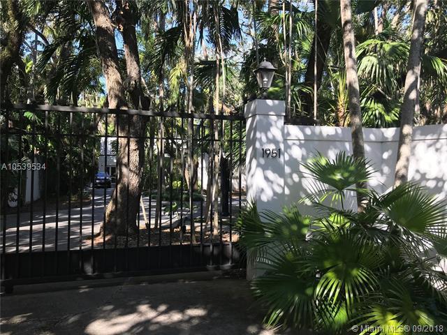 1951 Secoffee St, Miami, FL 33133 (MLS #A10539534) :: Prestige Realty Group