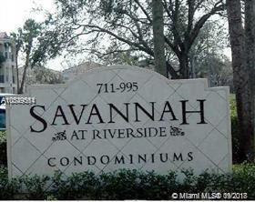 833 Riverside Dr #823, Coral Springs, FL 33071 (MLS #A10539564) :: Green Realty Properties