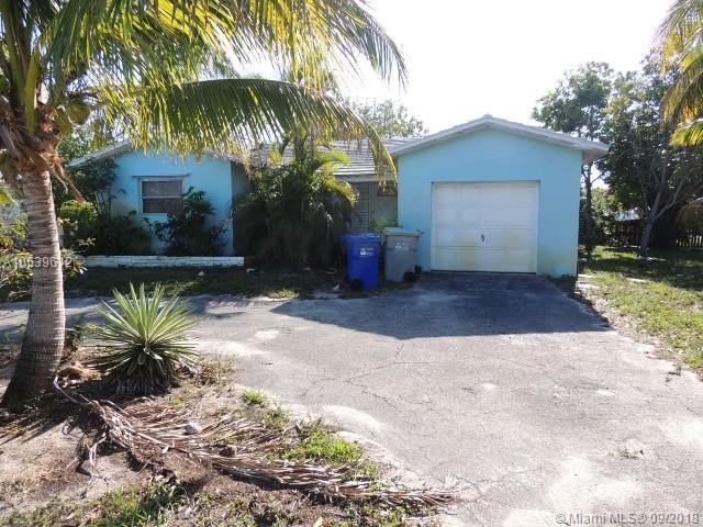 2861 NE 1st Ave, Pompano Beach, FL 33064 (MLS #A10539612) :: Green Realty Properties