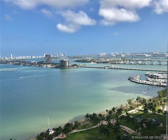 1900 N Bayshore Dr 2202-BONUS, Miami, FL 33132 (MLS #A10539641) :: Stanley Rosen Group