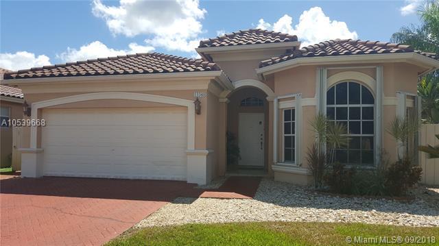 13348 SW 52nd St, Miramar, FL 33027 (MLS #A10539668) :: Stanley Rosen Group
