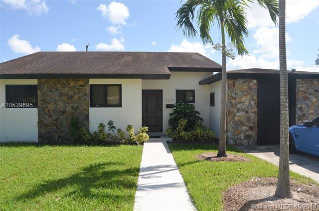 3230 Arthur Ter, Hollywood, FL 33021 (MLS #A10539695) :: Green Realty Properties