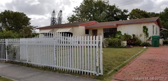 19100 NW 12th Ave, Miami Gardens, FL 33169 (MLS #A10539715) :: Stanley Rosen Group