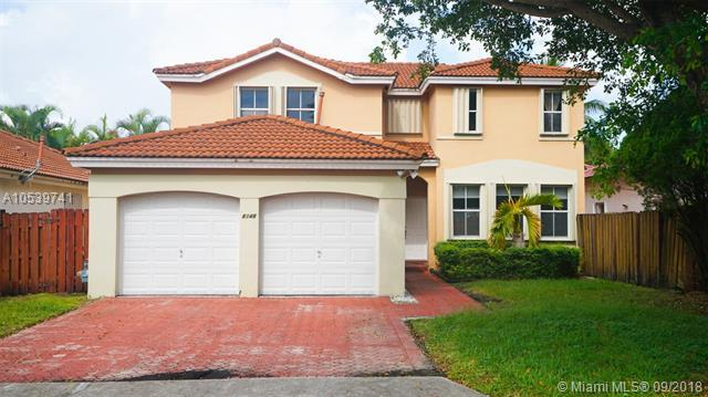 8148 SW 163rd Ct, Miami, FL 33193 (MLS #A10539741) :: Hergenrother Realty Group Miami
