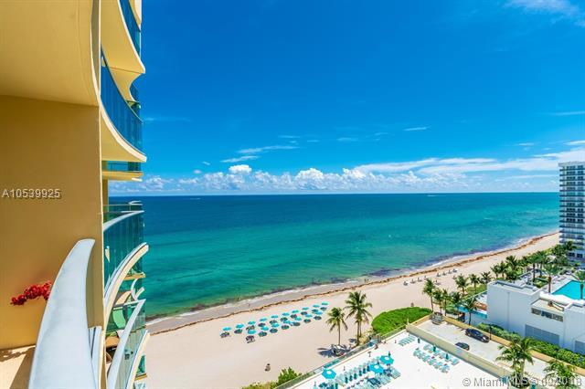 2501 S Ocean Dr #1414, Hollywood, FL 33019 (MLS #A10539925) :: Stanley Rosen Group