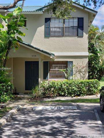 498 Westree Ln, Plantation, FL 33324 (MLS #A10539940) :: Hergenrother Realty Group Miami