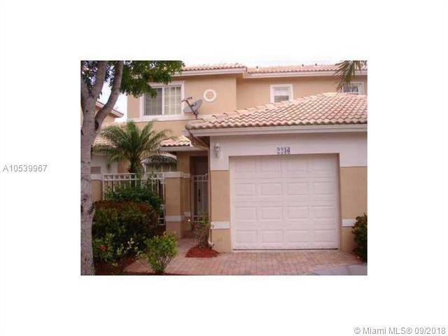 2236 NW 171st Ter #2236, Pembroke Pines, FL 33028 (MLS #A10539967) :: The Riley Smith Group