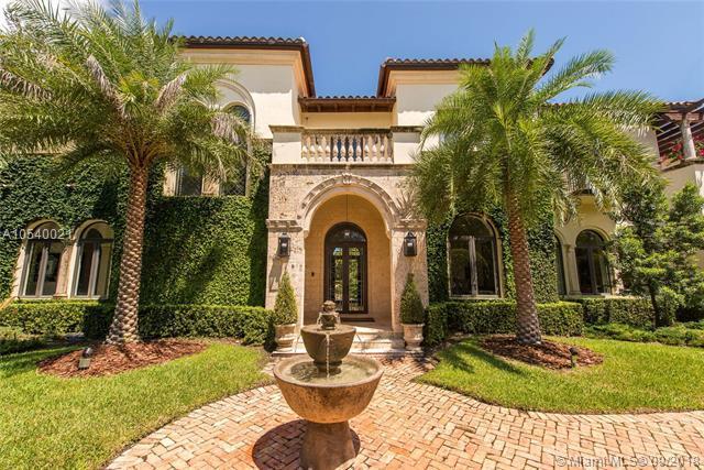 4707 Orduna Dr, Coral Gables, FL 33146 (MLS #A10540021) :: Green Realty Properties