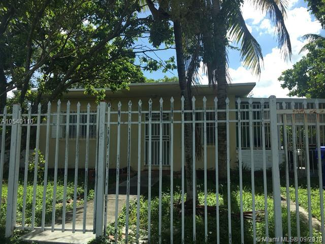 3430 NW 9th Ct, Miami, FL 33127 (MLS #A10540110) :: Stanley Rosen Group