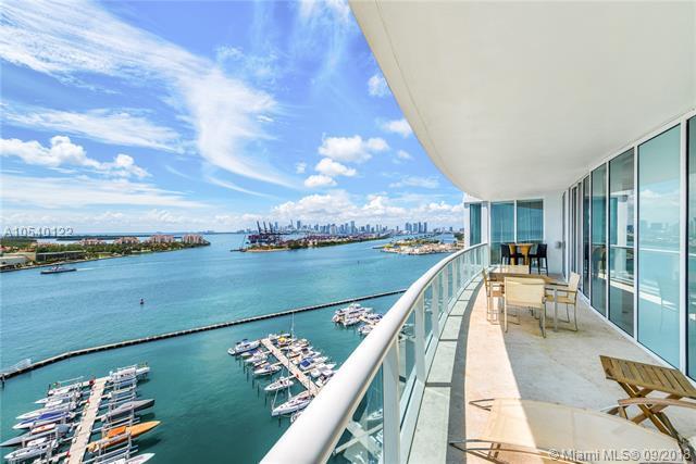 1000 S Pointe Dr #1802, Miami Beach, FL 33139 (MLS #A10540122) :: Prestige Realty Group