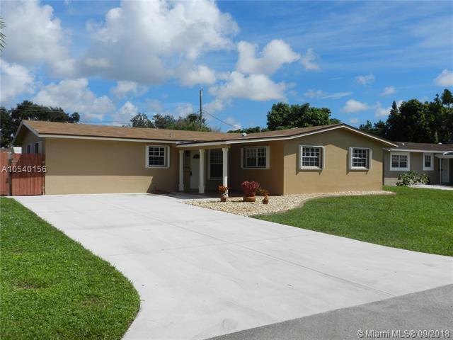 7721 Farragut St, Hollywood, FL 33024 (MLS #A10540156) :: Stanley Rosen Group