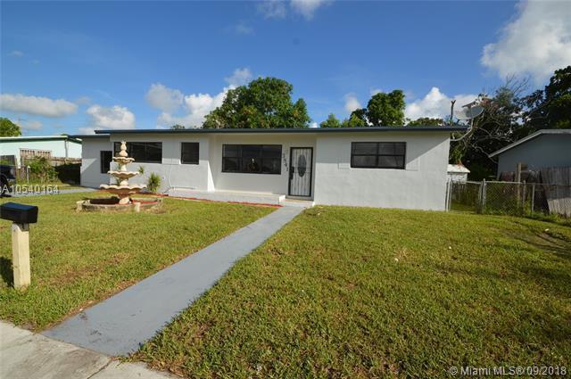 3841 NW 191st St, Miami Gardens, FL 33055 (MLS #A10540164) :: Stanley Rosen Group