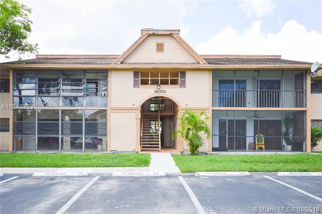19055 NW 62nd Ave #106, Hialeah, FL 33015 (MLS #A10540323) :: Hergenrother Realty Group Miami