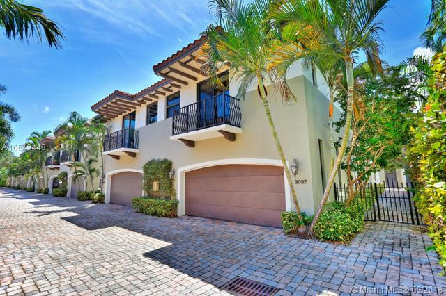 3037 Indiana St #9, Miami, FL 33133 (MLS #A10540443) :: Calibre International Realty