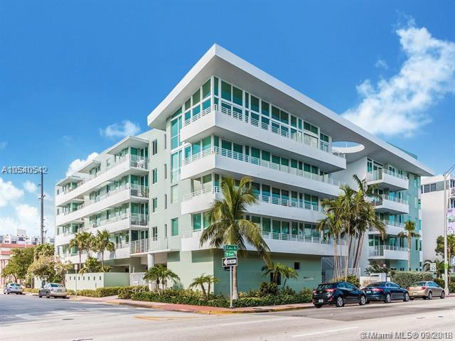 7800 Collins Ave #303, Miami Beach, FL 33141 (MLS #A10540542) :: The Chenore Real Estate Group