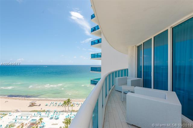 2711 S Ocean Dr #1601, Hollywood, FL 33019 (MLS #A10540677) :: Hergenrother Realty Group Miami