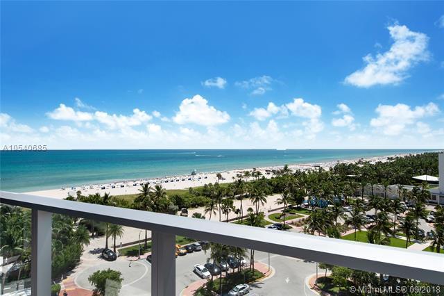 2201 Collins Ave #909, Miami Beach, FL 33139 (MLS #A10540685) :: Prestige Realty Group