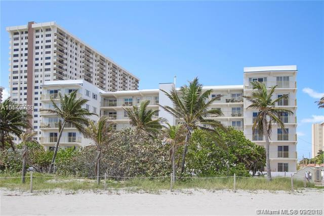 901 S Surf Rd #208, Hollywood, FL 33019 (MLS #A10540708) :: Hergenrother Realty Group Miami