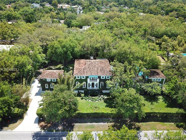 506 Sunset Dr, Coral Gables, FL 33143 (MLS #A10540813) :: The Adrian Foley Group