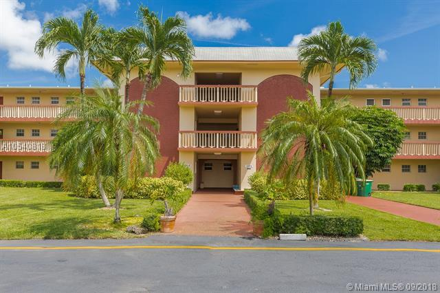 1001 Hillcrest Ct #102, Hollywood, FL 33021 (MLS #A10540818) :: Green Realty Properties