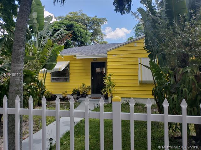 12445 NW 8th Ave, North Miami, FL 33168 (MLS #A10540916) :: Hergenrother Realty Group Miami