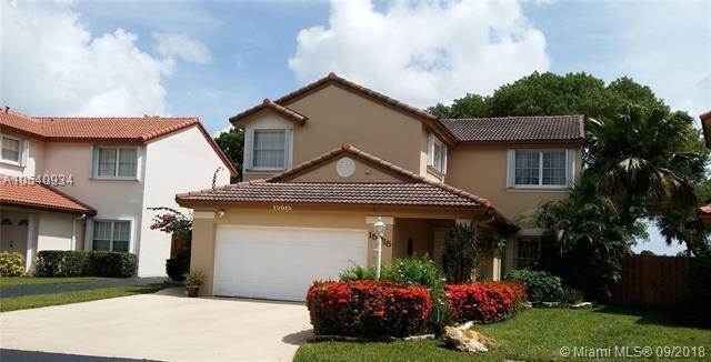 15015 SW 108th Ter, Miami, FL 33196 (MLS #A10540934) :: Prestige Realty Group