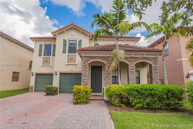 11281 SW 242nd St, Homestead, FL 33032 (MLS #A10541106) :: Hergenrother Realty Group Miami