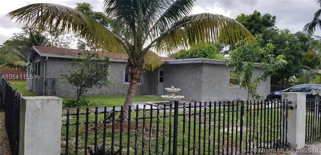 1520 NW 127th St, North Miami, FL 33167 (MLS #A10541155) :: Hergenrother Realty Group Miami