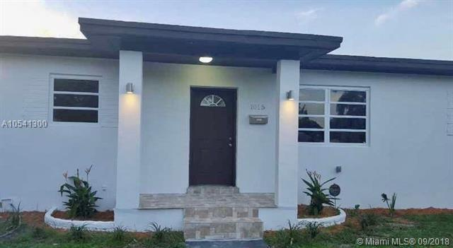 1015 NE 146th St, North Miami, FL 33161 (MLS #A10541300) :: Hergenrother Realty Group Miami