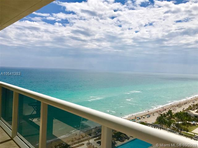 1830 S Ocean Dr #1905, Hallandale, FL 33009 (MLS #A10541383) :: Hergenrother Realty Group Miami