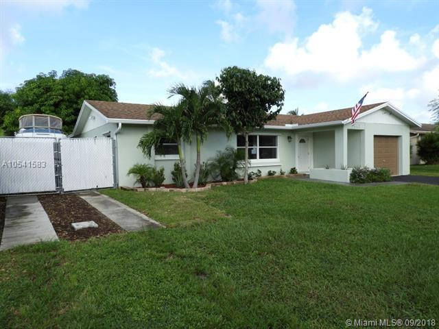 6863 NW 28th Ave, Fort Lauderdale, FL 33309 (MLS #A10541583) :: The Riley Smith Group