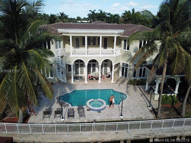 236 S Island Is, Golden Beach, FL 33160 (MLS #A10541707) :: Keller Williams Elite Properties