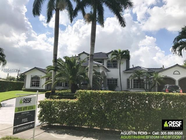 1022 Hunting Lodge Dr, Miami Springs, FL 33166 (MLS #A10541724) :: Hergenrother Realty Group Miami