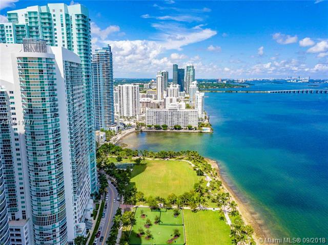1800 N Bayshore Dr #3010, Miami, FL 33132 (MLS #A10541797) :: Green Realty Properties