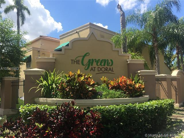 4620 NW 97th Pl #265, Doral, FL 33178 (MLS #A10541983) :: Calibre International Realty