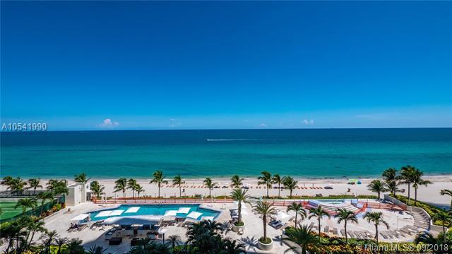 19111 Collins Ave #705, Sunny Isles Beach, FL 33160 (MLS #A10541990) :: Calibre International Realty