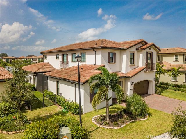 11365 E Watercrest Cir E, Parkland, FL 33076 (MLS #A10542132) :: Green Realty Properties