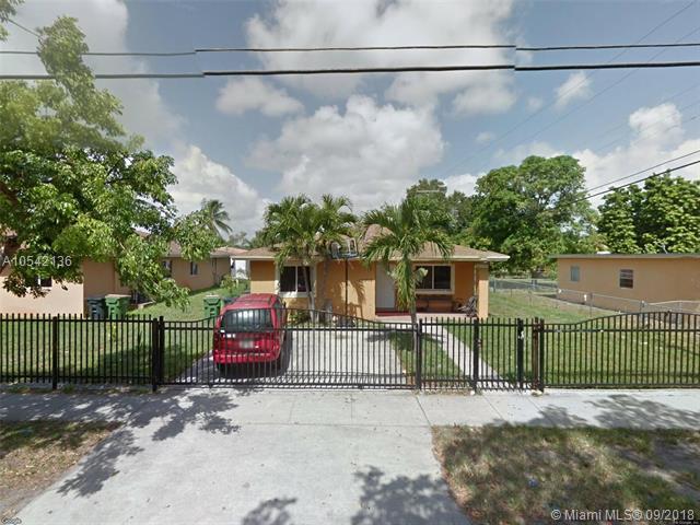 12912 NE 7th Ave, North Miami, FL 33161 (MLS #A10542136) :: Calibre International Realty