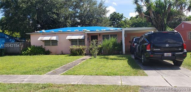 1120 NW 128th St, North Miami, FL 33168 (MLS #A10542154) :: Calibre International Realty