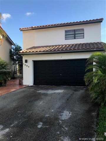 1089 SW 135th Pl, Miami, FL 33184 (MLS #A10542528) :: Calibre International Realty